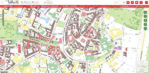 Lublin szykuje sporą rozbudowę SIP <br /> Obecny geoportal Lublina