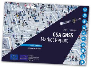 VI Raport GNSS: rynek precyzyjnej nawigacji nie będzie rósł wiecznie