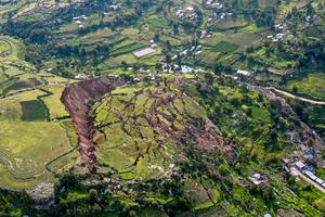 Trzy firmy wspólnie pracują nad innowacyjnym monitoringiem osuwisk