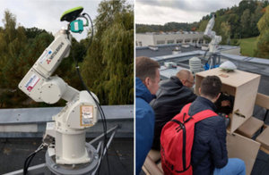Coraz bliżej kalibracji anten GNSS w Polsce