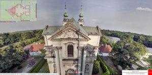 WPG zaprasza na wirtualny spacer po kościele w Lesie Bielańskim