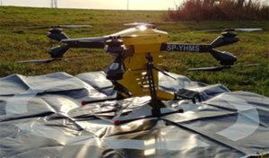 Ważny krok w kierunku upowszechnienia automatycznych lotów UAV w Polsce <br /> fot. CEDD