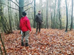 Lidarowe odkrycia w krajeńskich lasach