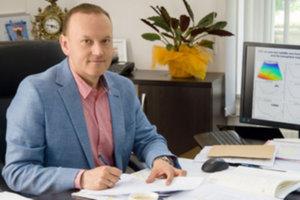 Paweł Wielgosz profesorem <br /> Fot. UWM
