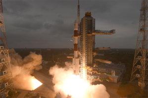 Cartosat-3 zapewni rekordową rozdzielczość zdjęć <br /> fot. ISRO