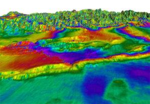 Grant Narodowego Centrum Nauki dla doktoranta wydziału geodezji AGH <br /> fot. NASA
