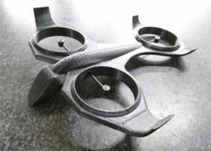 Prometheus: polski hybrydowy dron szuka inwestorów <br /> Model drona Prometheus