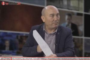 Krzysztof Szczepanik m.in. o dorabianiu i debacie, której nie będzie
