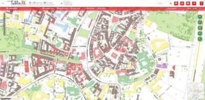 Drugie podejście do modernizacji SIP Lublina <br /> Obecny geoportal Lublina