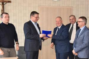 Rusza modernizacja EGiB w powiecie strzyżowskim