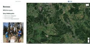 Co wynikło z pomiaru Korony Gór Polski?