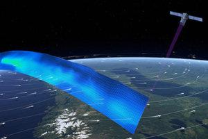 Dzięki satelicie Aeolus prognozy pogody stają się dokładniejsze <br /> fot. ESA