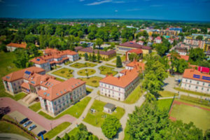 PWSTE w Jarosławiu kupuje sprzęt i oprogramowanie geodezyjne <br /> Kampus PWSTE