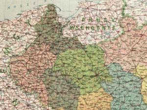 Powstaje GIS dla odrodzonej Polski <br /> Zdjęcie ilustracyjne (Polona.pl)