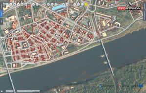 Rusza rozbudowa kujawsko-pomorskiego SIP <br /> Obecny geoportal województwa