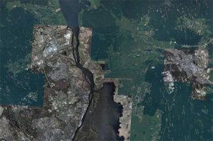 GUGiK zamawia ortofotomapę dla 91 tys. km kw. <br /> fot. Geoportal.gov.pl