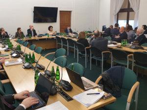 Sejmowa podkomisja o zmianach w prawie geodezyjnym