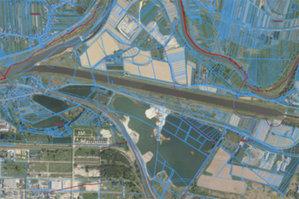 Rusza modernizacja EGiB w Kętach <br /> fot. Geoportal.gov.pl