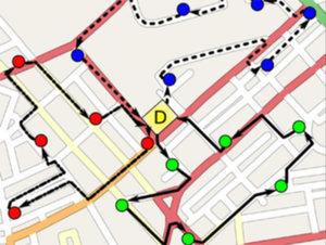 Algorytmy nawigacyjne Emapy pokonują międzynarodową konkurencję <br /> fot. Maly LOLek/Wikipedia