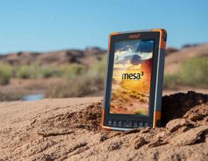 Tablet Mesa 3: mocna nie tylko obudowa