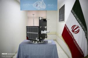 Nieudany start irańskiego satelity teledetekcyjnego