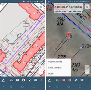 Softline prezentuje nową odsłonę D-Geo dla Androida