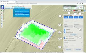 Planujesz wykop lub nasyp? Skorzystaj z pomocy Geoportalu <br /> Geoportal.gov.pl