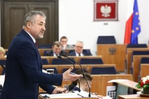 Nowela prawa geodezyjnego wraca do Sejmu z 13 poprawkami <br /> fot. M. Józefaciuk - Kancelaria Senatu