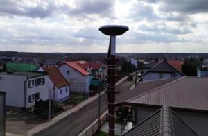 RtkNet również na północy Polski <br /> Stacja w Białymstoku