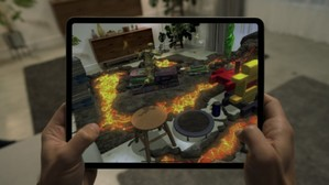 Nowy iPad wyposażony w... LiDAR!