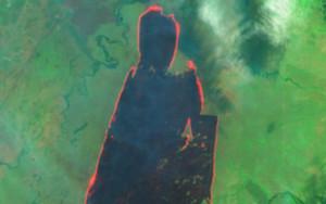 Strażacy i CBK PAN będą współpracować przy wykorzystaniu danych obrazowych <br /> Zdjęcie ilustracyjne (fot. Copernicus/Sentinel-2019)