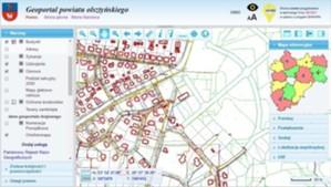 Operat elektroniczny również w powiatach olsztyńskim i aleksandrowskim