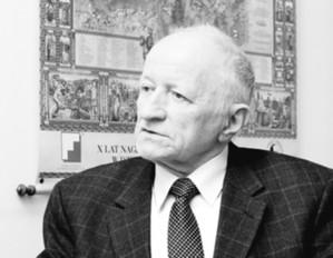 Odszedł prof. Bogdan Ney