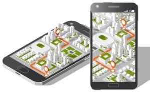 GUGiK ogłasza konkurs na mobilną witrynę internetową korzystającą z jego usług