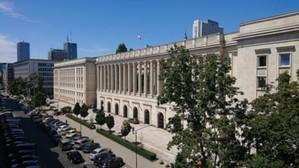 Departament Spraw Ziemskich zamiast Departamentu Gospodarki Ziemią <br /> fot. Wikipedia/Paweł Kierzkowski