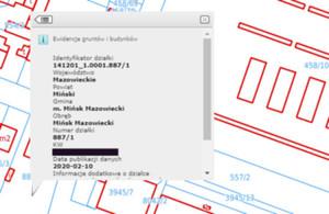 UODO: GGK ma zaprzestać publikowania numerów ksiąg wieczystych na Geoportalu