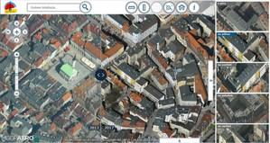 Gliwice: powstanie nowa ortofotomapa i model 3D <br /> Zdjęcia ukośne obecnie dostępne w gliwickim geoportalu