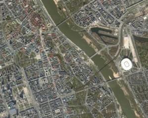 Zdjęcia lotnicze pomogą walczyć z kopciuchami <br /> Fotoplan Warszawy