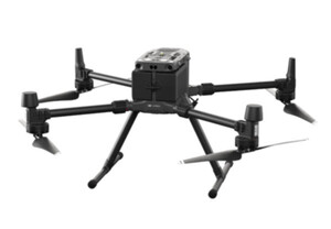 Premiera drona DJI Matrice 300 RTK