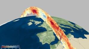 Dane z satelitarnego LiDAR-u Aeolus dostępne w sieci