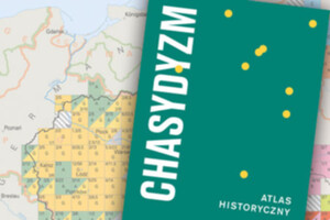 Atlas chasydyzmu wyróżniony nagrodą Polityki