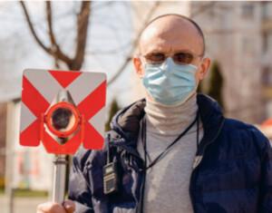 Większość geodetów odczuwa negatywne skutki pandemii [ankieta SGP]