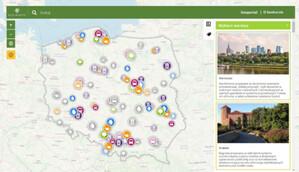 Powstał geoportal promujący proekologiczne działania polskich miast