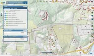 Rusza modernizacja Małopolskiej IIP <br /> Obecny geoportal MIIP