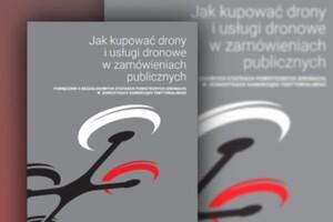 Podręcznik o dronach dla JST