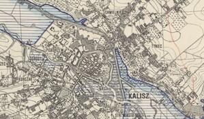 Archiwum WIG: nowe mapy z Polski, Niemiec i Litwy