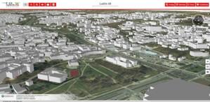 Nagroda inteligentnego miasta za model 3D Lublina