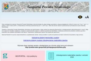 Powiat niżański: dane z zasobu w kilkanaście minut