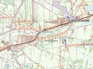 Startuje aktualizacja BDOT10k w kolejnych powiatach <br /> Wizualizacja BDOT10k w Geoportalu