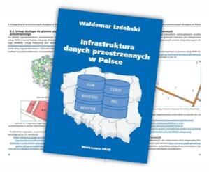 Nowa książka Waldemara Izdebskiego o danych przestrzennych już do pobrania